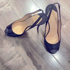 Christian Louboutin Prive heels